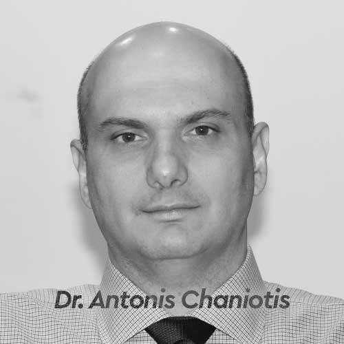 Dr Antonis Chaniotis CV