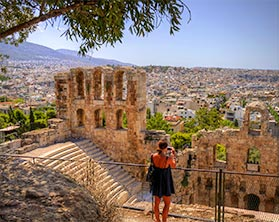 Herodium Athens Greece